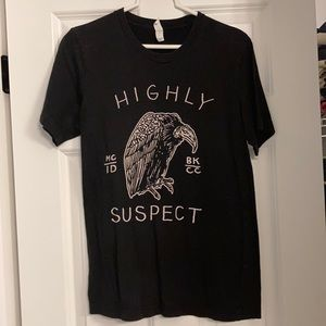 Highly Suspect T